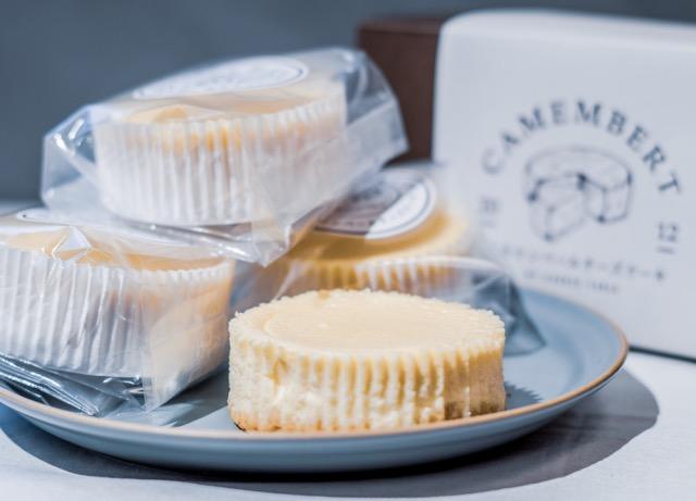 生カマンベールチーズケーキ2
