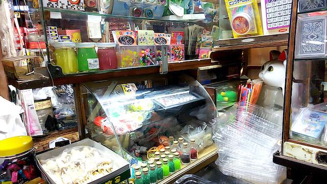 いながきの駄菓子屋探訪32福岡県北九州市菊池ガンモ店