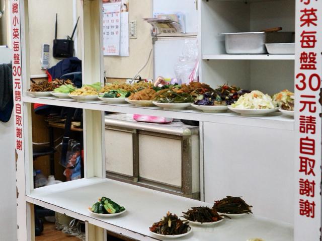 小皿料理の数々