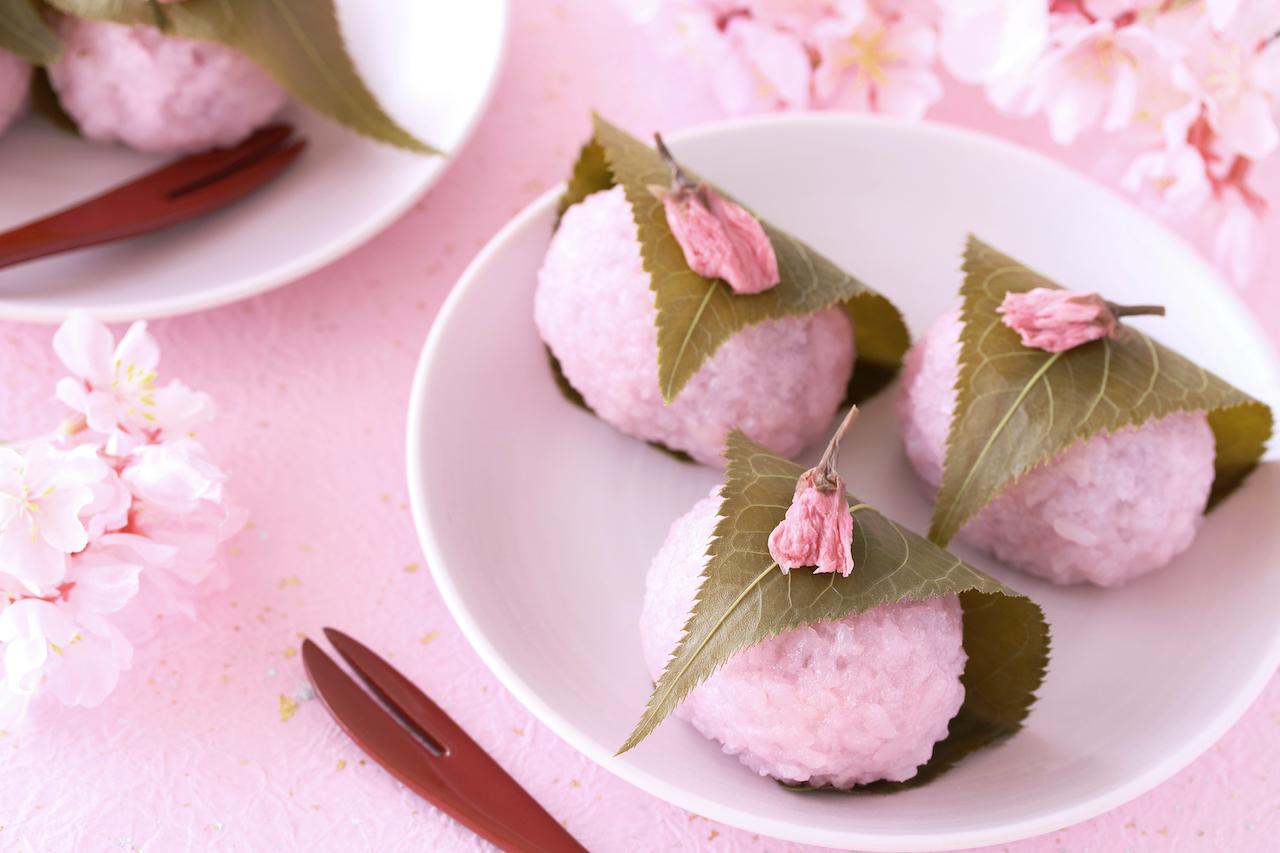 関西風桜餅