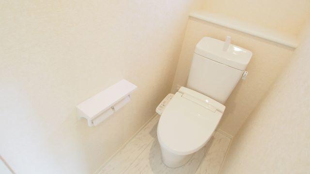 グランシア別府鉄輪 トイレ