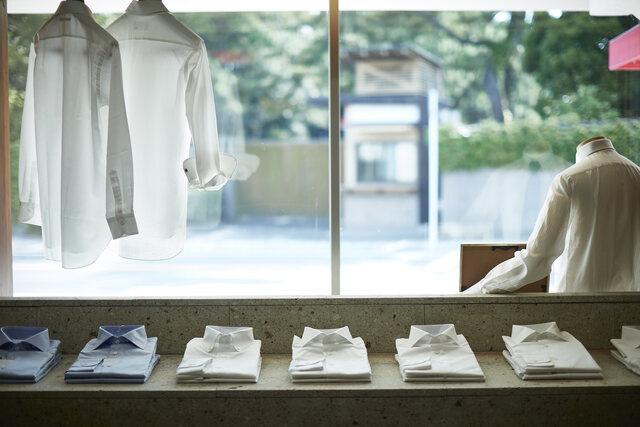 葉山シャツ