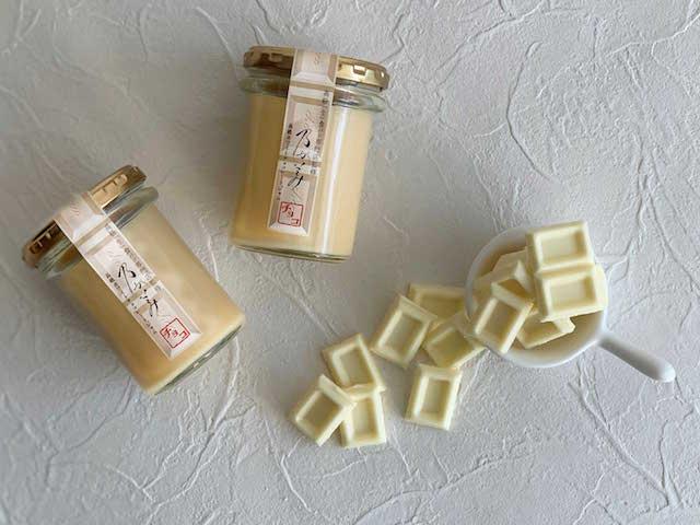 ホワイトチョコレートジャム