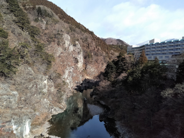 鬼怒楯岩大吊橋4
