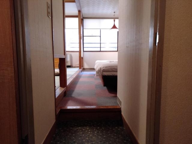 横谷温泉旅館客室