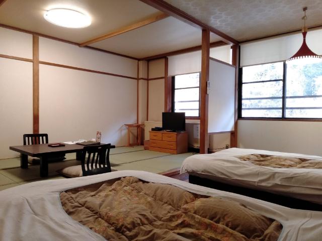 横谷温泉旅館客室2