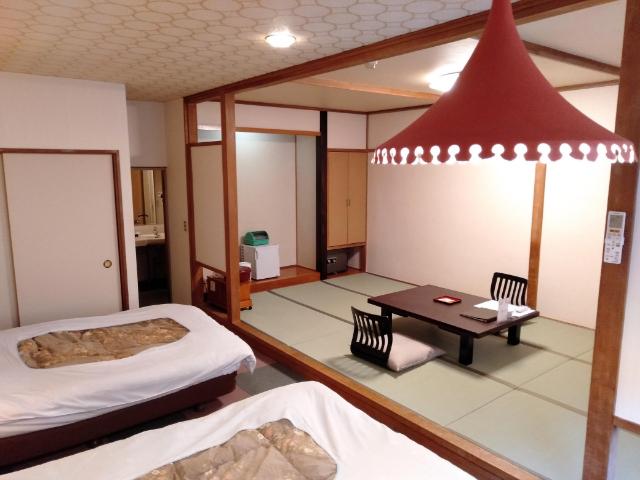 横谷温泉旅館客室3