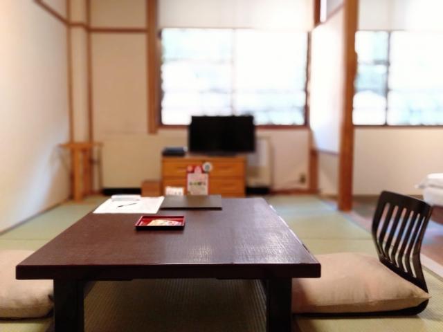 横谷温泉旅館客室5