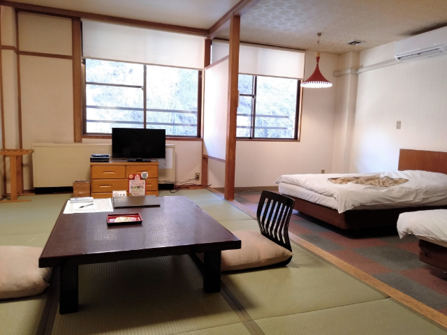 横谷温泉旅館客室6