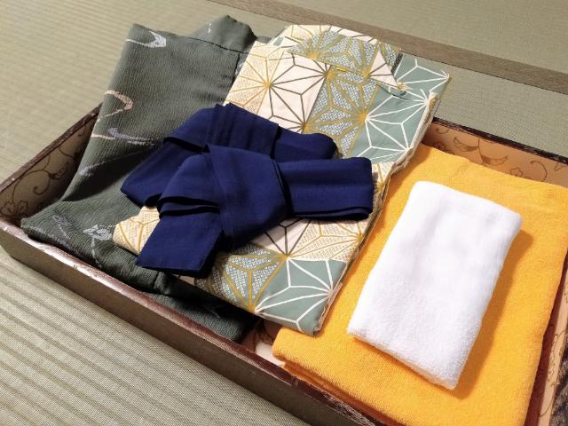 横谷温泉旅館客室8