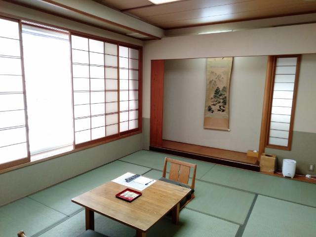 横谷温泉旅館客室9