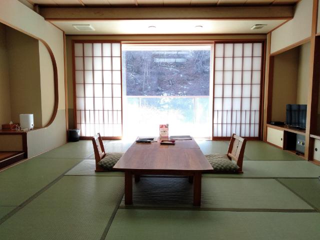横谷温泉旅館客室10