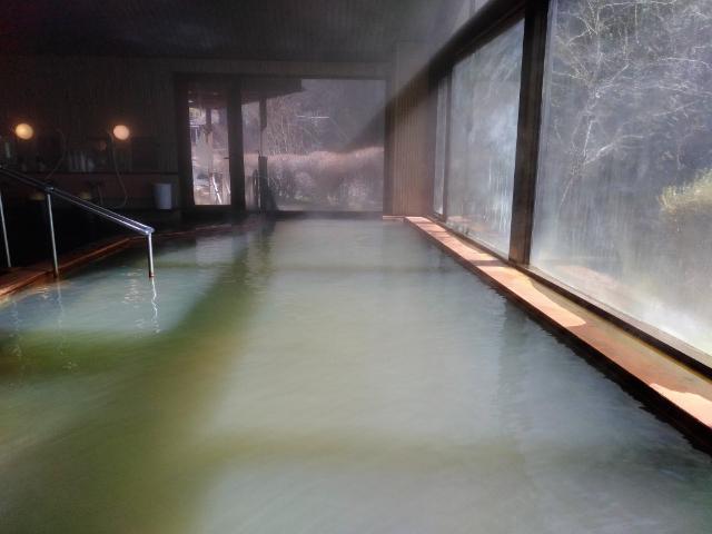 横谷温泉旅館内湯3