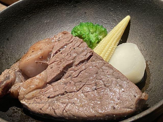 焼き物 牛フィレ肉