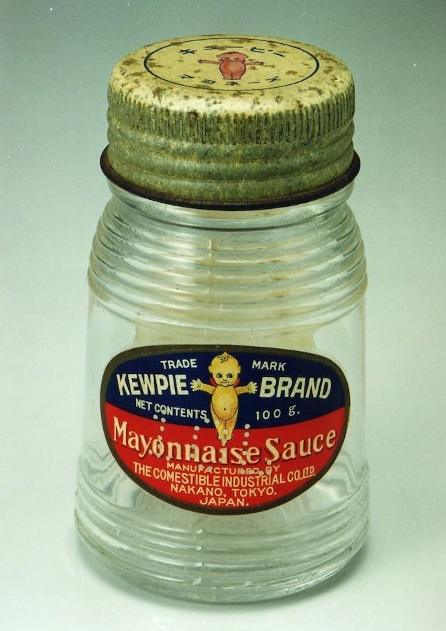 キユーピーマヨネーズの瓶