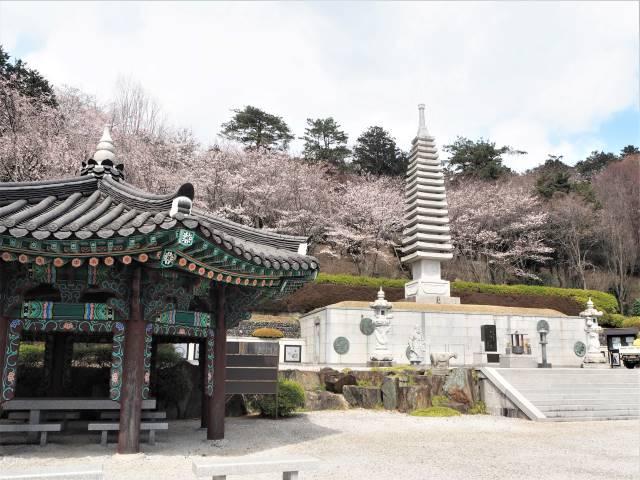 在日韓民族慰霊塔