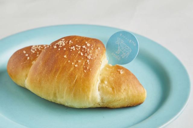ミルク塩バターパン