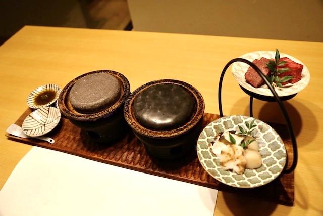 界 仙石原 星野リゾート 夕食