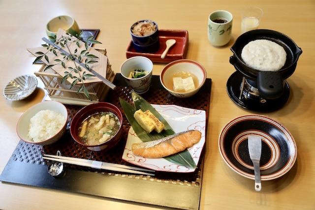 界 仙石原 星野リゾート 朝食