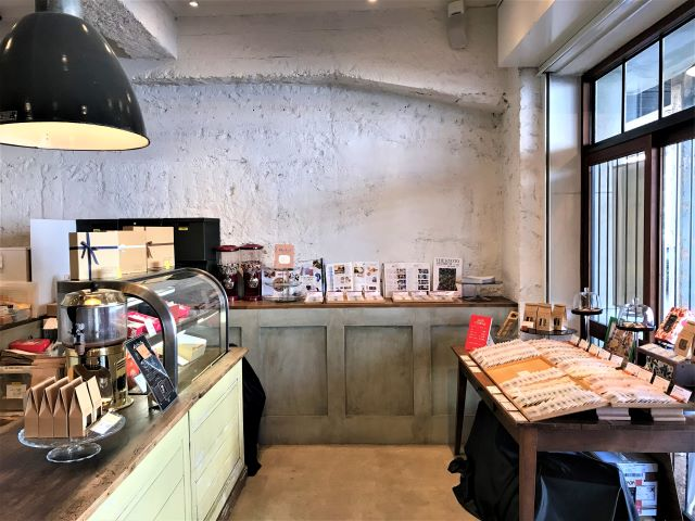 NEW STANDARD CHOCOLATE kyoto by 久遠 店内