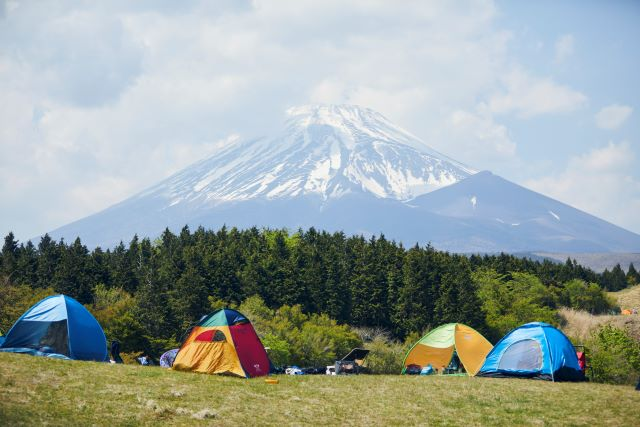 FUJI & SUN'21 富士山