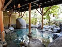 界 川治の温泉
