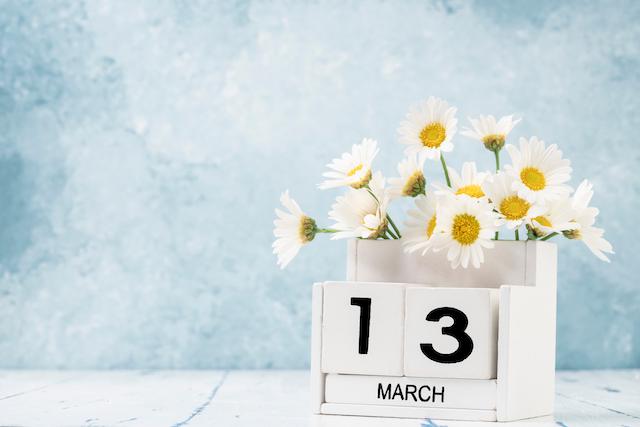 3月13日