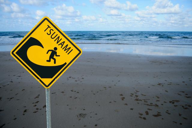 津波サイン