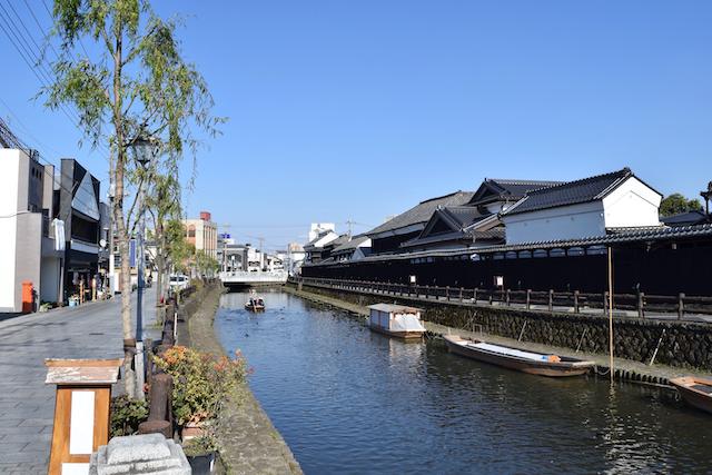 栃木県栃木市蔵の街