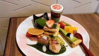 東京・御茶ノ水カフェ「RESTAURANT 1899 OCHANOMIZU(レストラン 1899 お茶の水)」1899アフタヌーンティープレート