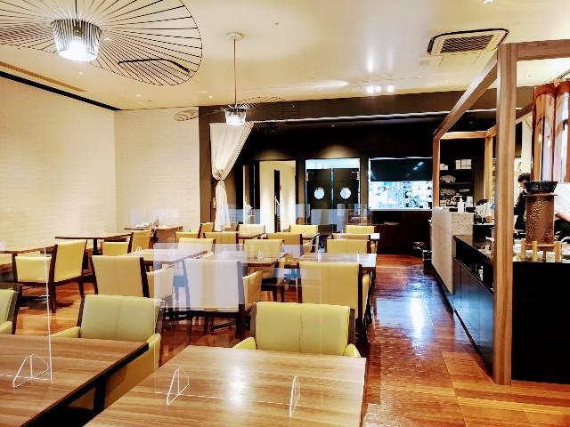 東京・御茶ノ水カフェ「RESTAURANT 1899 OCHANOMIZU(レストラン 1899 お茶の水)」店内
