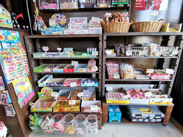 いながきの駄菓子屋探訪37岐阜県羽島市駄菓子屋パッソル