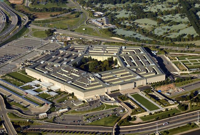 アメリカ国防総省ペンタゴン