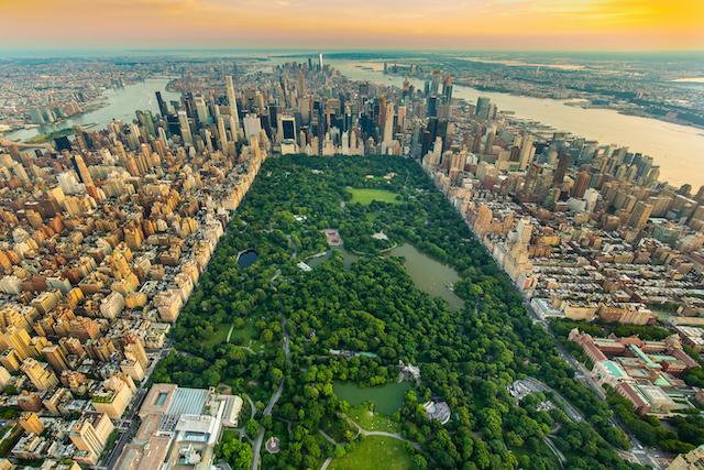 アメリカニューヨーク・セントラルパーク