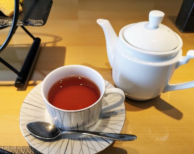 東京・目黒「ホテル雅叙園東京」さくらアフタヌーンティー(さくらの紅茶)