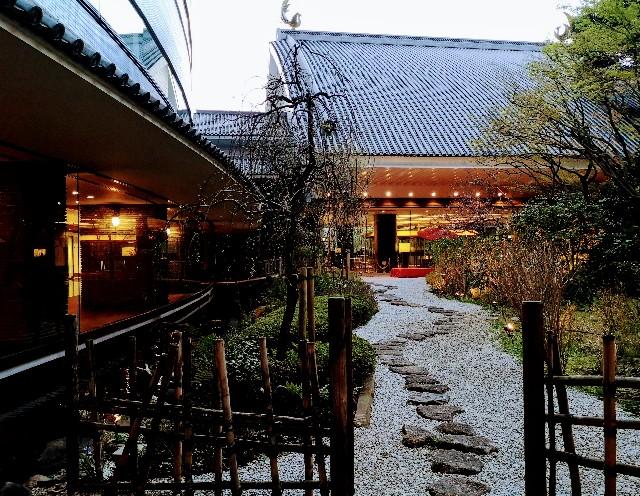 東京・目黒「ホテル雅叙園東京」庭園