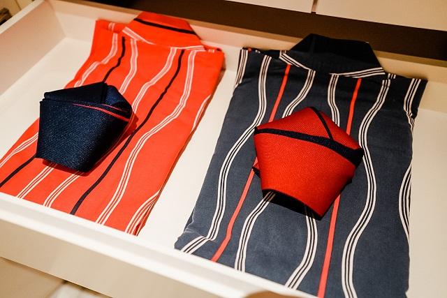 ザ・プリンスギャラリー 東京紀尾井町の浴衣