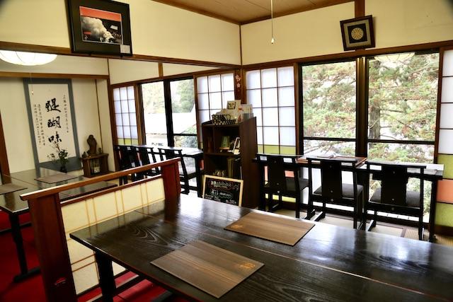 三徳山 寺カフェ