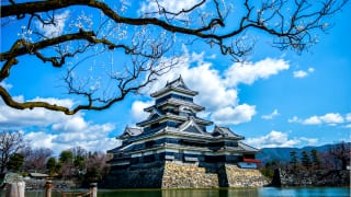 長野県松本市松本城