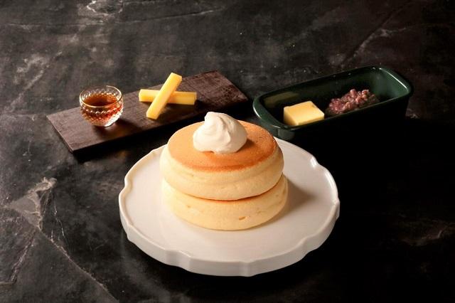 北海道ほっとけーきと、椿さんどが味わえる!九州初出店「椿サロン」オープン