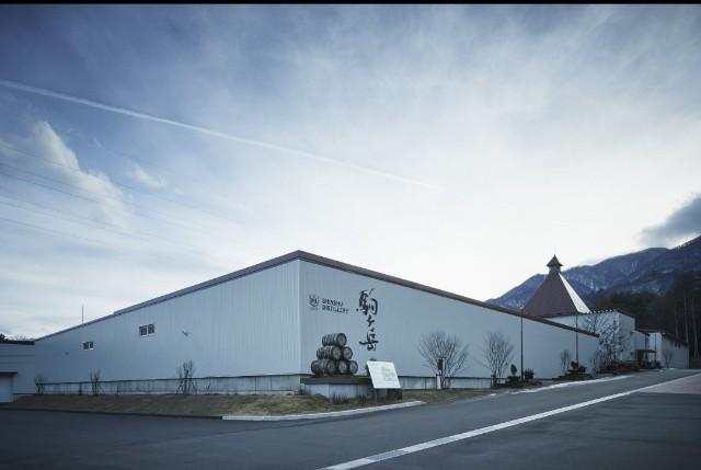 本坊酒造のマルス信州蒸溜所(写真:「YOIYO」HPより)