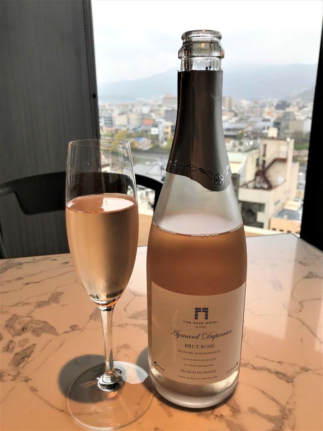 オリジナル スパークリングワイン・ロゼ