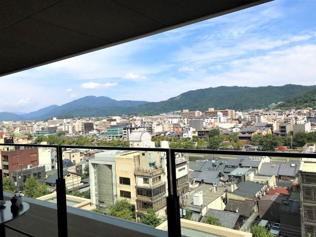 THE GATE HOTEL 京都高瀬川 Anchor Kyoto 眺望