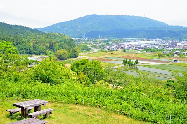 岐阜県関ヶ原古戦場
