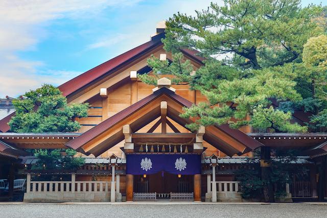 愛知県名古屋市熱田神宮