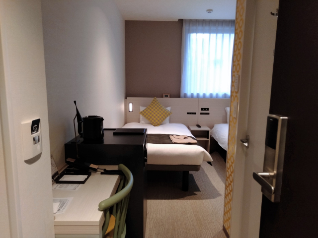 ラ・ジェント・ホテル新宿歌舞伎町客室
