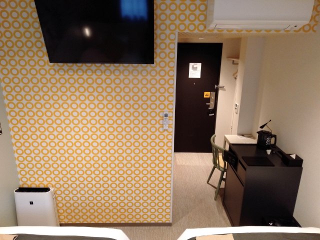ラ・ジェント・ホテル新宿歌舞伎町客室2