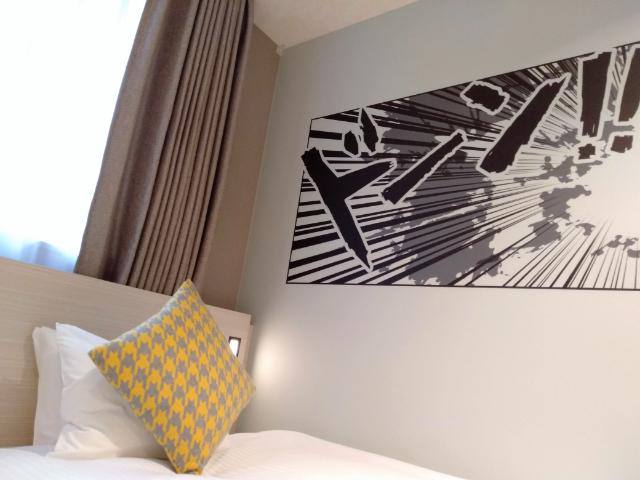 ラ・ジェント・ホテル新宿歌舞伎町客室4