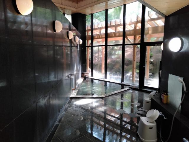 美山楓林温泉2