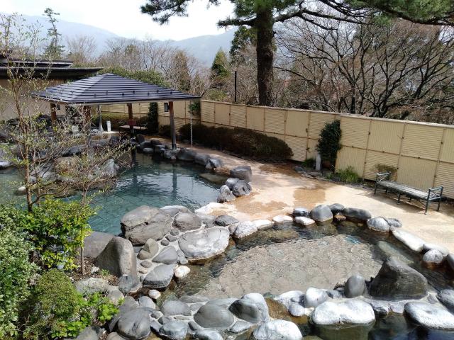 美山楓林温森の湯